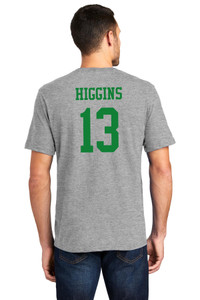 Pierce City EAGLE PRIDE Premium Soft Tee - WITH NAME & NUMBER