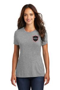 Gutterglove® FLC DONERIGHT® - Premium Ladies Tee - Grey Frost