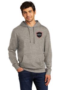 Gutterglove® FLC DONERIGHT® - Premium Unisex Hoodie - Grey Frost
