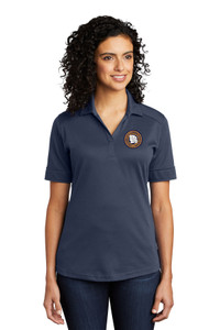 MOCIC Ladies Smooth Blend Polo - Navy