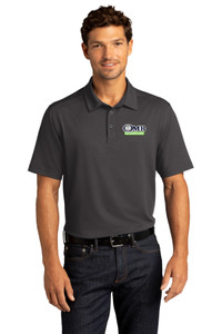 *NEW* OMB Port Authority City Stretch Polo