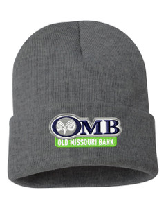 *NEW* OMB Cuffed Beanie - 5 Colors!