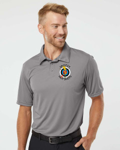 """Spotsy Hot Shots Performance Polo - WITHOUT """"COACH"""""""
