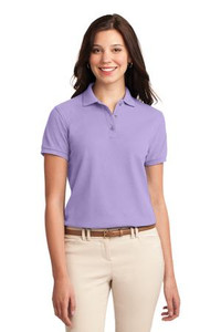 Meeks Port Authority® Silk Touch™ Polo - Ladies
