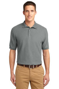 Meeks Port Authority® Tall Silk Touch™ Polo
