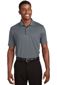 Meeks Sport-Tek® Dri-Mesh® Polo with Tipped Collar and Piping