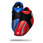 MIGHTYFIST ITF APPROVED POLYURETHANE Sparring Boots