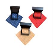 ITF Silk Ties & Handkerchief