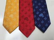 ITF Approved 100% Silk Ties