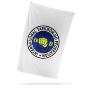 ITF Traditional Crest Flag