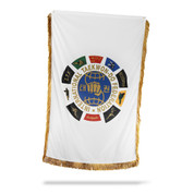 ITF Turtle Plaque Flag