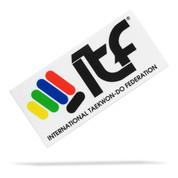 New ITF Logo Sticker