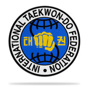 Traditional ITF Crest Sticker