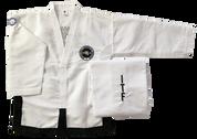 Traditional MATRIX Black Belt 1-3 Degree Dobok
