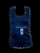 Women Dry-Fit Tank-Top in Blue
