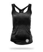 SIDE KICK - Women Dry-Fit Tank-Top