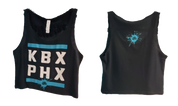 KBX Women Crop Tank-Top