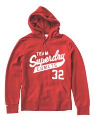 Superdry winter baseball hoodie
