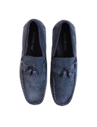Antoine Stanley suede driving shoes