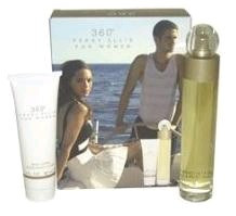 Perry Ellis 360' by Perry Ellis, 2 Piece Gift Set for Women