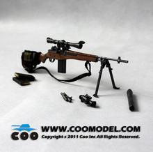 [CM-X80015] COO MODEL U.S. Military M14 Sniper Rifle