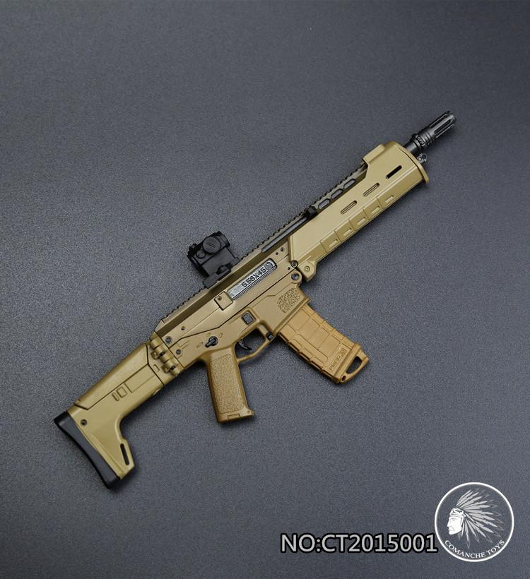 [COT-2015001] Comanche Toys MagPul Rifle Masada in Sand