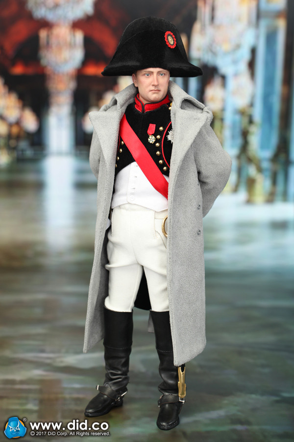 """DID N80121 Emperor of the French /""""Napoleon Bonaparte/"""" squint 1//6 Figure In Stock"""