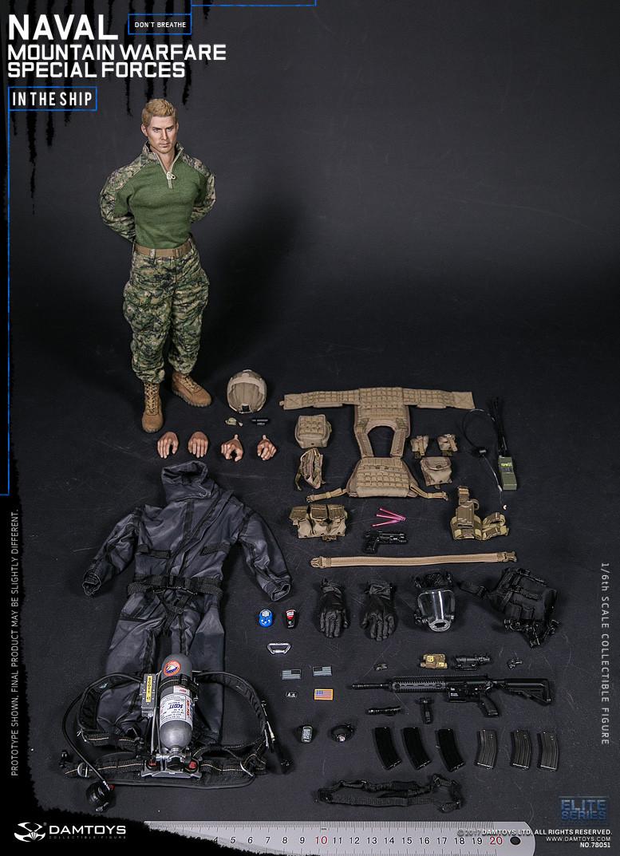 Dam 78051 1 6 Dam Toys Naval Mountain Warfare Special