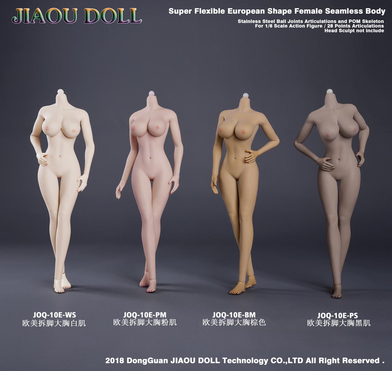 5 x 1//6 Scale Male Figure Body Doll Accessory PALE JIAOU DOLL PHICEN TBLEAGUE