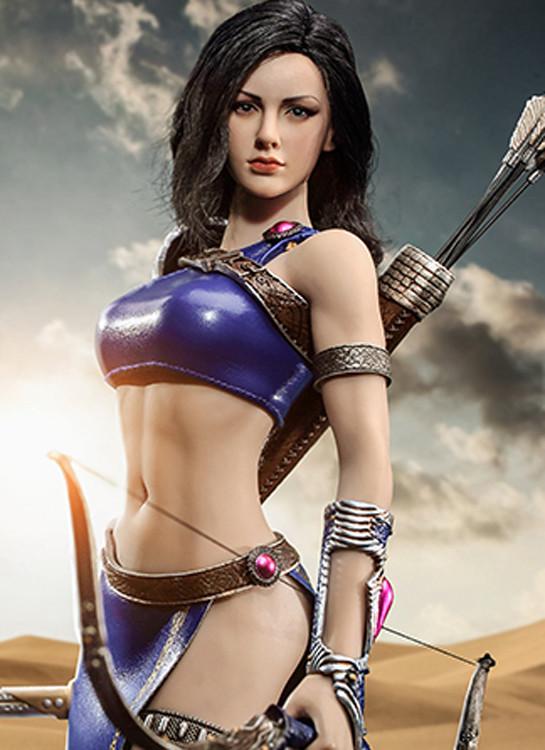 [PL2018-139] Narama, the Huntress of Men 1/6 Female Figure by TBLeague X  ARH ComiX