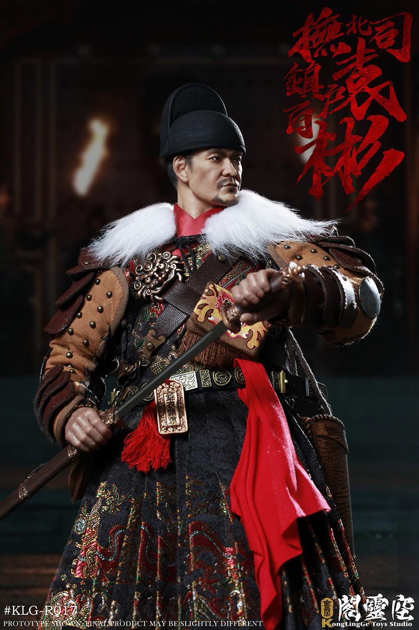 Klg R017 Yuan Bin Bai Hu Of Bei Zhen Fu Si By Konglingge Ekia Hobbies