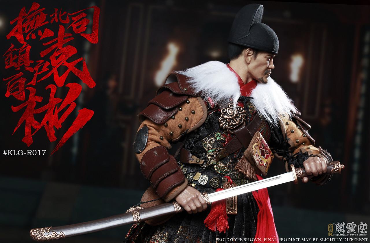 """Belt for Kongling KLG-R017 Yuan Bin /""""Bai Hu"""" of Bei Zhen Fu Si 1//6 Scale Action"""