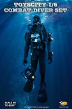 TOYSCITY 1/6 Combat Diver Set (TC-62017)