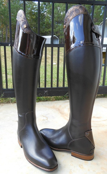 Customized DeNiro Boots