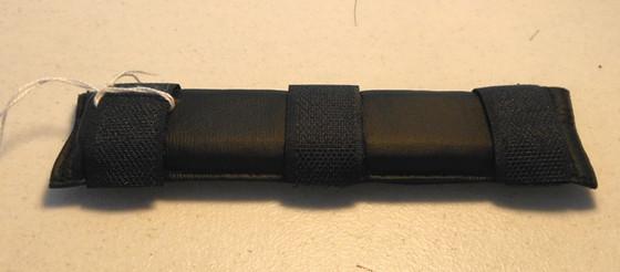 Gel Curb Chain Cover/Chin Guard