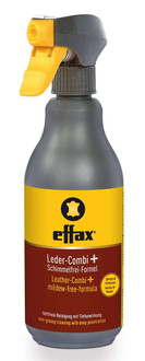 Effax Leder-Combi+ mildew-free formula