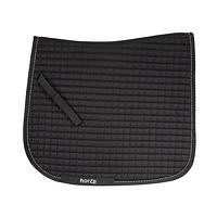 Dutchess Dressage Pad w/Bling in Black
