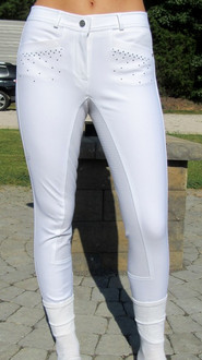 Ciora Grip C St Breech w/Full Silicone Leg in White