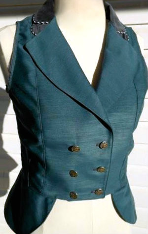 Customs vests by Pfancy's Favorites for Southeast Sport Horse