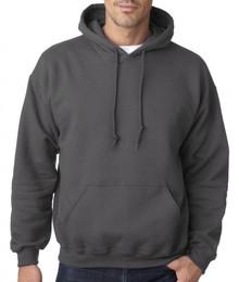 Gildan Pullover Hoodie Dark Gray 3XL 4XL #561