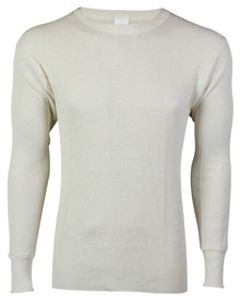 men big and tall thermal natural 4X