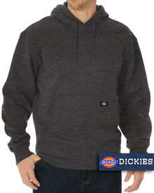 dark gray pullover sweatshirt for big & tall