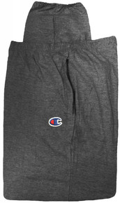 Champion Lightweight Cotton Jersey PANTS Charcoal 6XL #476C
