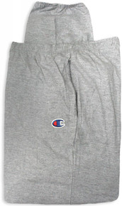 Champion Lightweight Cotton Jersey PANTS Gray 3XL #476D