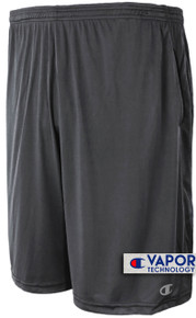 Champion Vapor Tech Athletic Shorts Moisture Wicking Dark Gray 5XL