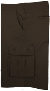 Turnpike Cargo Shorts 100% Cotton Size 50 Brown #772C