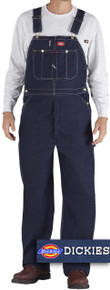 Dickies Big Men's Heavy Duty Denim Overalls front image