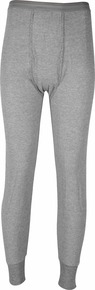 Thermal Underwear Pants Gray