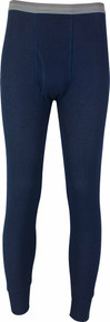 Navy Thermal Long Johns Underwear PANTS