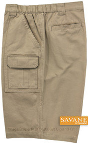 Savane Khaki casual hiker shorts